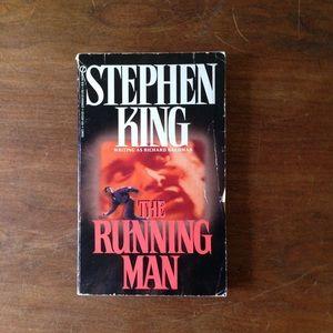 "Stephen King ""The Running Man"""